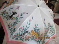 AVON VINTAGE**ENCHANTED GARDEN UMBRELLA**1994**NEW SEALED**100% NYLON**OLD STOCK