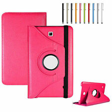 360 Leather Smart Stand Case Cover for Samsung Galaxy Tab 4 T230 , 7 Inch Tablet