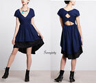 NEW Anthropologie Martin Dress By TENOVERSIX Sz XS or S, Simply Fantastic RARE