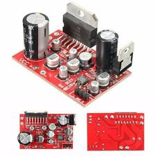 DC 9-17.5V TDA7379 38W+38W Stereo Power Amplifier Board With AD828 Preamplifier