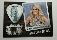 2014 panini country music pick collection Jamie Lynn Spears
