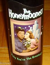 The Honeymooners 1996 Celebrity Cellars Collectors Edition Red Wine Rare Sealed