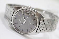 Rare!OMEGA Constellation Chronometer Automatic Gray Face ST168.017 Cal.564