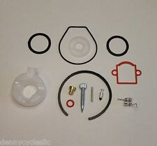 DELLORTO SHA Carburetor Rebuild Kit Carb 14.12 14.14 15.15 16.16 L@@K moped