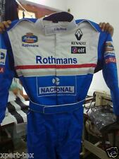 ROTHMANS Go Kart Race Suit CIK/FIA Level 2