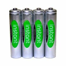 4x AAA 950mAh low self-discharge Rechargeable batteries Vapextech