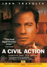 A Civil Action (DVD, 2002) R4 - BRAND NEW SEALED - FREE POST!
