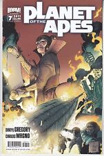 Planet of The Apes #7 A Cover - Boom Studios 2011