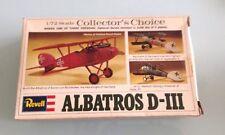 Revell-Collector 's Choice-Albatros D-III Kit de modelo de escala 1:72