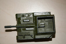 Vintage Russian Military Tank Toy  made of solid metal