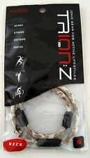 Trion Z Magnetic Ionic Necklace Desert Camo Size Small Pain Relief Energy NEW!!
