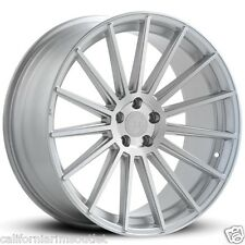 """22"""" RF15 STAGGERED WHEELS RIMS FOR LEXUS XF40 LS460 LS600h 2007 - PRESENT"""