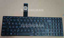 New For ASUS R700A R700VD R700VJ R700VM Keyboard No Frame Black UK