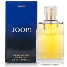 JOOP FEMME PERFUME BY JOOP EDT SPRAY FOR WOMEN 3.4 OZ BOTTLE *NEW IN BOX*