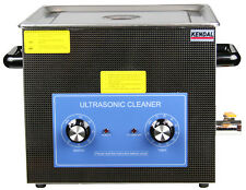 Industrial 760 Watts 12 Liter (3.17 gal) HEATED ULTRASONIC CLEANER HB-612MHT