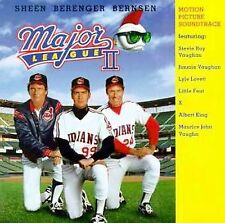Various Artists: Major League 2 Soundtrack Audio Cassette