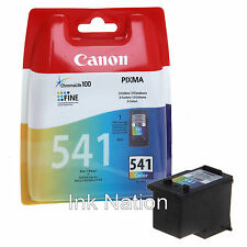 1x Genuine Original Canon CL541 Colour Ink Cartridge For PIXMA MX455 Printer