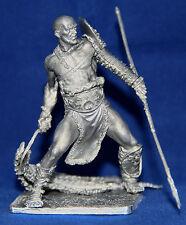 Zinnfigur Gladiator - Retiarius 75mm