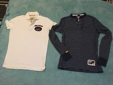 Set Of 2 Hollister And Superdry  T-Shirts  size UK S