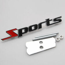 New Suzuki Sport Sports Front Grill Badge Emblem Swift SZ SZ3 SZ4 SX4 Trunk 24s