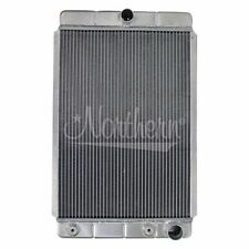 205161 Custom Hotrod 30s-40s Aluminum Downflow Radiator Right Outlet Northern