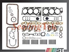88-95 Toyota V6 3.0 3VZE Engine Full Gasket Set w/ Bolts kit 3VZ-E SOHC motor