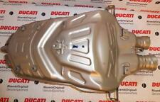 2003-2006 Ducati 749 999 stock silencer muffler exhaust satin NOS 57310643B