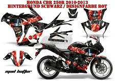 AMR RACING DEKOR GRAPHIC KIT HONDA CBR 250, 500R, 600RR, 1000RR MAD-HATTER B