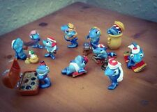 Kinder surprise toys sharks 1990's RARE