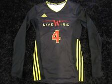 Livewire Arizona Scottsdale Volleyball Club adidas Jersey SM Small womens