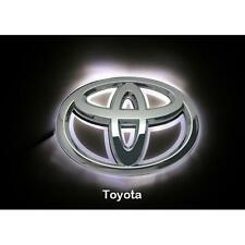 LED Car Logo White light for Toyota Corolla Highlander Camry Auto Badge Light