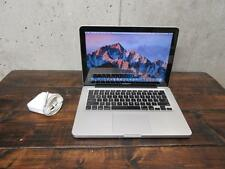 "13"" Apple MacBook Pro 2.9ghz i7 / 16GB Ram / 1TB Hybrid SSD / Office / MD102LL/A"