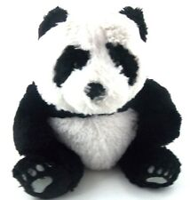 "Kohl's Cares Panda Bear Plush Stuffed Animal Toy 2011 10"" Tall Sitting Cuddly"