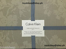 "CALVIN KLEIN Cherry Blossoms Woven Placemat 4 Pack 13"" x 18"" *Brand New w/ Tag*"