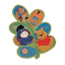 Tappeto per cameretta Magica foglia ABC Italia cm 150x220 wd503 Winnie the Pooh