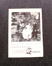L983- Advertising Pubblicità -1960- ENGLISH LAVENDER ATKINSONS . LO STILE