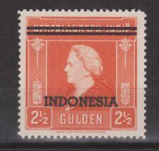 Nr 361 Indonesie 11 MLH 1948 Wilhelmina FIRST SERIES INDONESIA Nederlands Indie