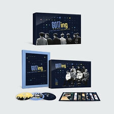 GOT7 [ GOT7ing DVD - 3DVD + PHOTO BOOK + POST CARD ] US SELLER