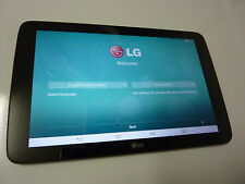 """LG G Pad 10 Android Tablet 10.1"""" VK700 16GB  - Black AS IS"""