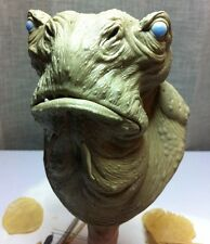 FROG MONSTER ALIEN CREATURE Resin Model Bust CASEY LOVE Mint NO RESERVE!