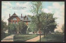 POSTCARD INDIANAPOLIS IN/INDIANA LUTHERAN ORPHANS HOME 1907