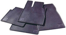 Mercedes OEM All Weather All Season Floor Mats S-Class SWB 1992 to 1999 (W140)