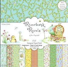 Dovecraft argine si compiace documenti 6 X 6 Sample Pack 1 di ogni Design - 12 fogli