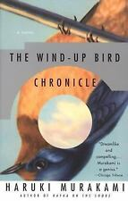 Wind-Up Bird Chronicle by Haruki Murakami Paperback Book Novel