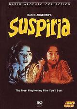 SUSPIRIA by Dario Argento - Jessica Harper - Stefania Casini DVD
