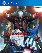 Devil May Cry 4 Special Edition HK ENG/JPN etc subtitle Version PS4 NEW