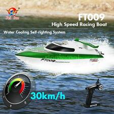 Feilun FT009 2.4G 30km/h High Speed RC Racing Boat w/Water Cooling System R5A3