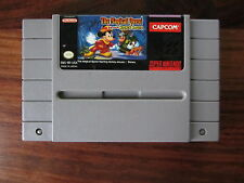 THE MAGICAL QUEST STARRING MICKEY MOUSE   --   pour SUPER  NINTENDO / SNES - USA
