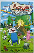 Adventure Time with Finn & Jake #1 Cover E NM Kaboom Comics Rare