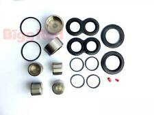 Jaguar E Type Reliant Scimitar FRONT Brake Caliper Seal & Piston Kit (2) BRKP43